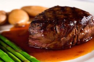 6oz Filet is exquisite